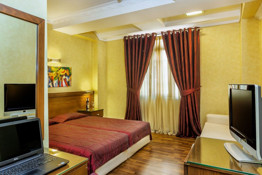 accommodation thessaloniki center - egnatia hotel