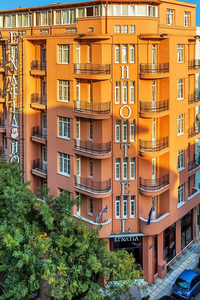 thessaloniki hotel- egnatia hotel
