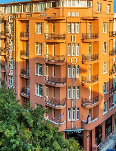 ξενοδοχεια θεσσαλονικη -Egnatia Hotel