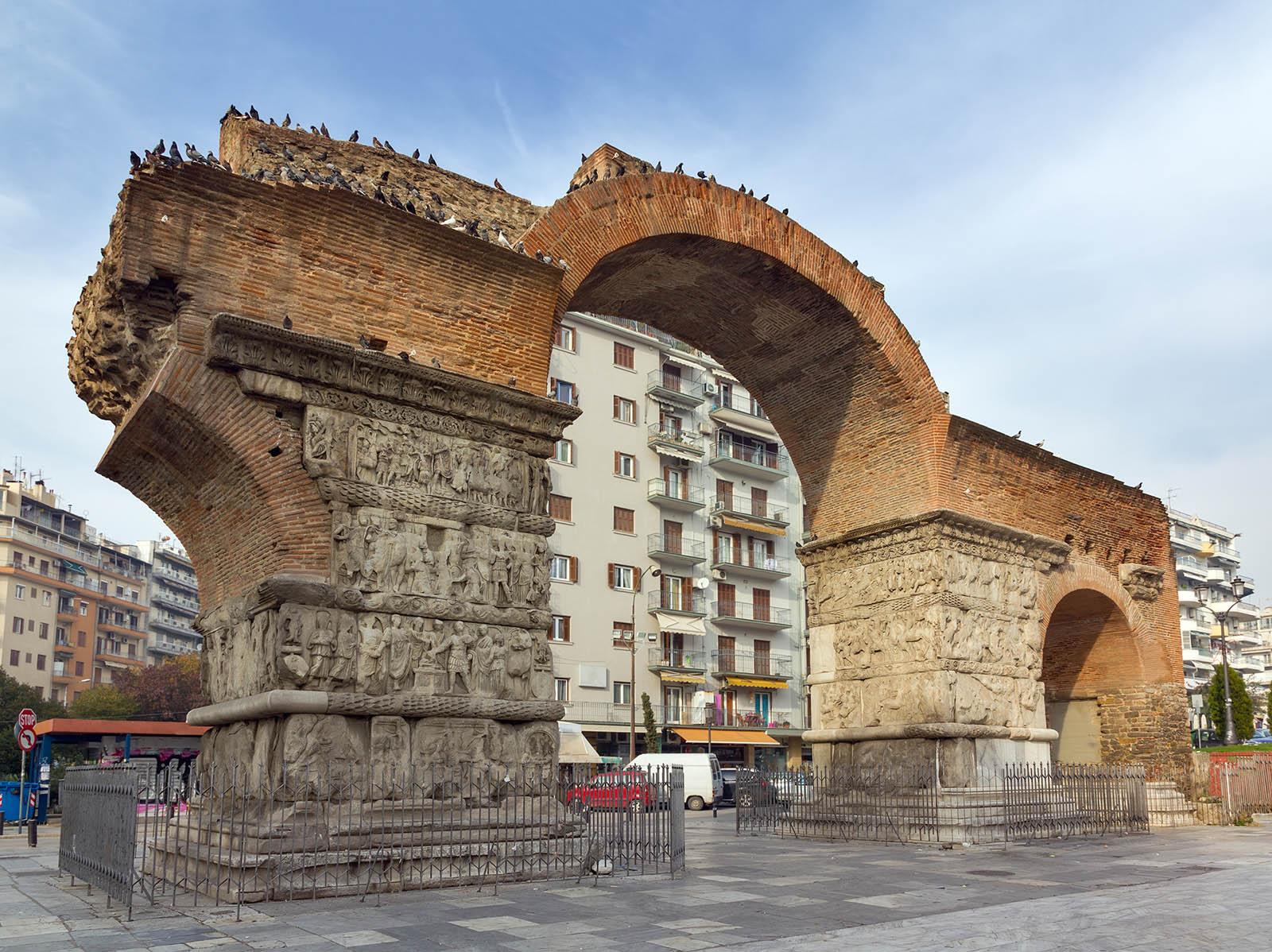 sightseeing thessaloniki - egnatia hotel